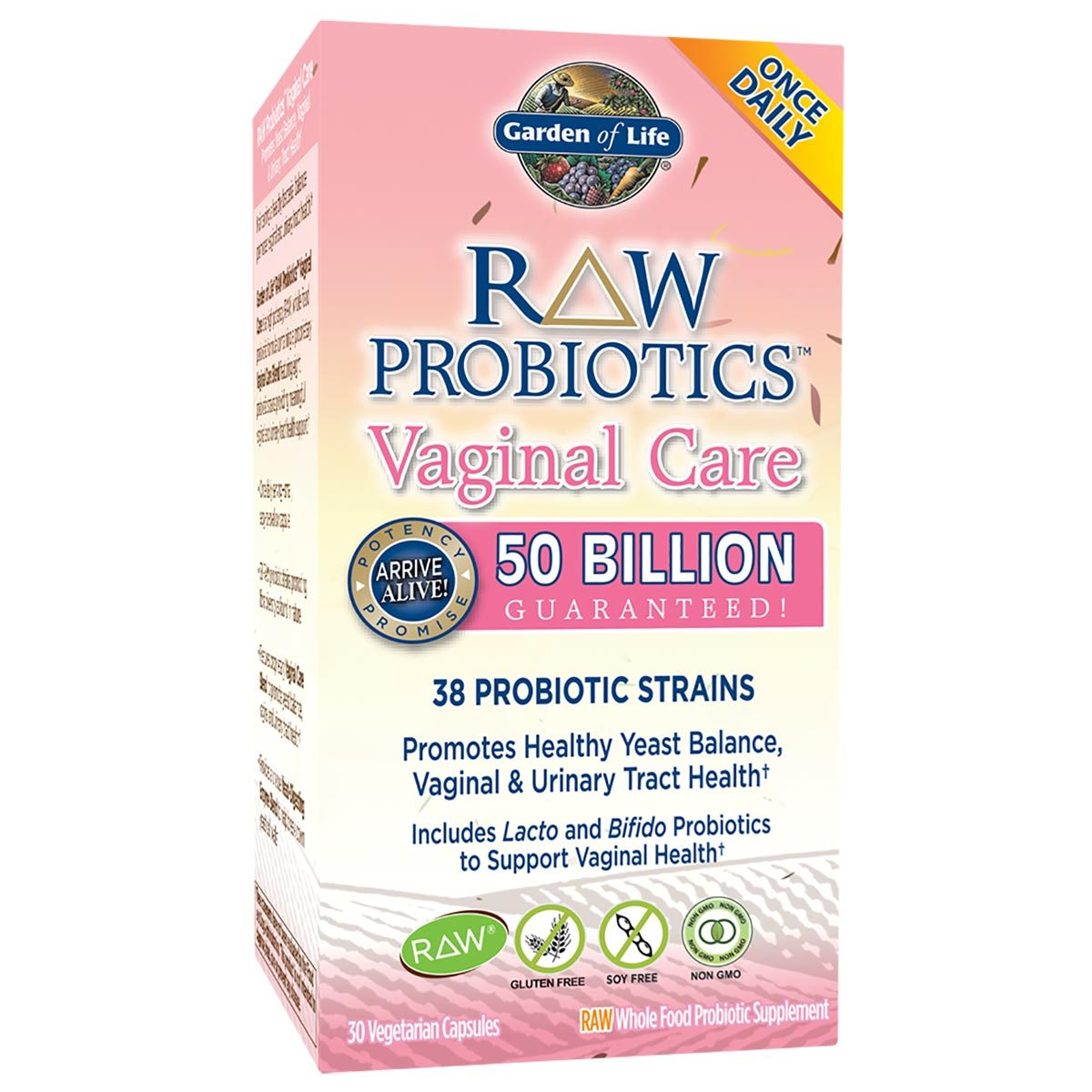 oz of raw by probiotics max women life day care grams garden