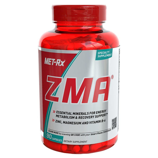 Met-Rx Sports Nutrition & More Default MET-RX ZMA 90 CAPSULES (1409945272364)
