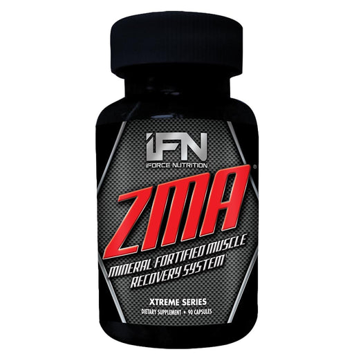IFORCE Sports Nutrition & More IFORCE ZMA 90 Caps (581320409132)