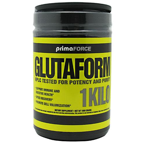 PrimaForce Sports Nutrition & More PrimaForce Glutaform Glutamine 1000 g (1 Kilo) (581143724076)