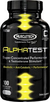 vendor-unknown Sports Nutrition & More MuscleTech AlphaTest 100 Caps