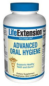 Life Extension Vitamins, Minerals, Herbs & More Life Extension Advanced Oral Hygiene 60 vegetarian mint Lozenges