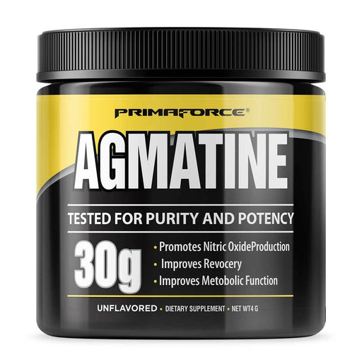 PrimaForce Sports Nutrition & More Primaforce Agmatine 30 Grams (581311168556)
