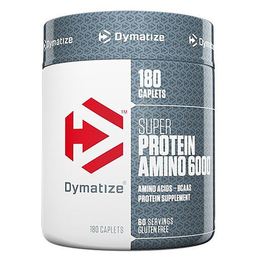 Dymatize Sports Nutrition & More Dymatize Super Amino 6000mg 180 Caplets (581575835692)
