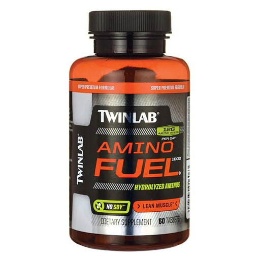 Twinlab Sports Nutrition & More Twinlab Amino Fuel 1000mg 60 Tabs (581885952044)
