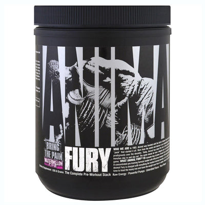 Universal Sports Nutrition & More Watermelon Universal Animal Fury 20 Servings (582562021420)