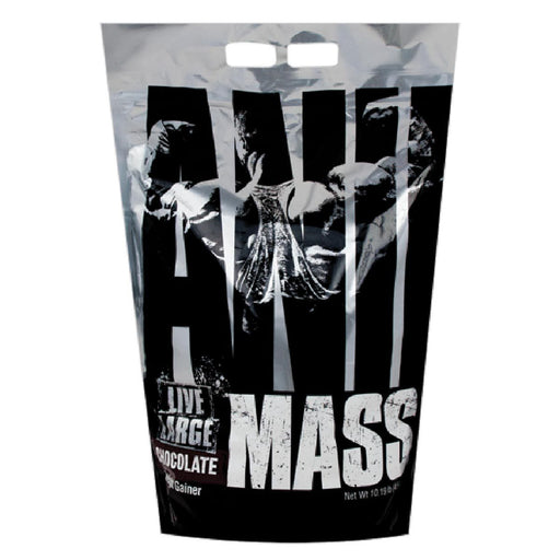 Universal Sports Nutrition & More Chocolate Universal Animal Mass 10.19 Lbs (582402375724)