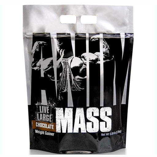 Universal Sports Nutrition & More Chocolate Universal Animal Mass 5Lbs (582400475180)