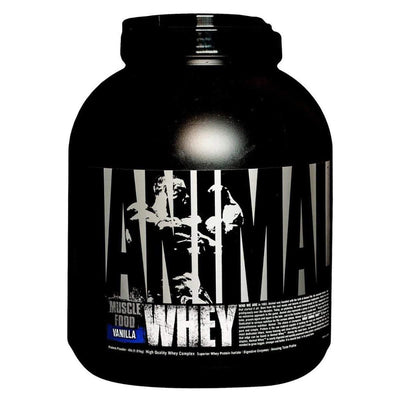 Universal Sports Nutrition & More Vanilla Universal Animal Whey 4lbs