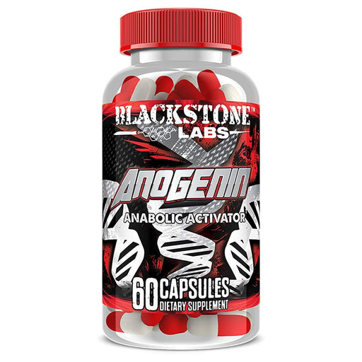 Blackstone Labs Sports Nutrition & More Blackstone Labs Anogenin 60 Caps (582006931500)