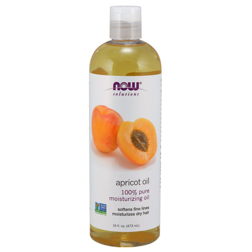 Now Foods Vitamins, Minerals, Herbs & More Now Foods Apricot Kernel Oil 16 Fl Oz (582207668268)