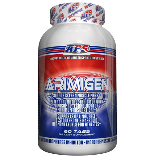APS Nutrition Sports Nutrition & More APS Nutrition ARIMIGEN 60T (582607372332)