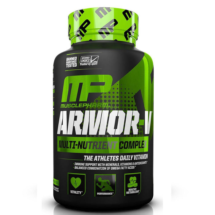 Muscle Pharm Sports Nutrition & More Muscle Pharm Armor-V 180 Caps (581494374444)