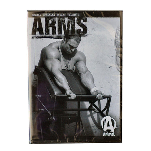 Universal Sports Nutrition & More Universal Animal Arms Training DVD (580812865580)