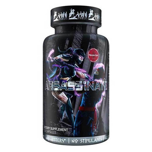 Olympus Labs Sports Nutrition & More Olympus Labs Assass1nate 120 Capsules (582667862060)