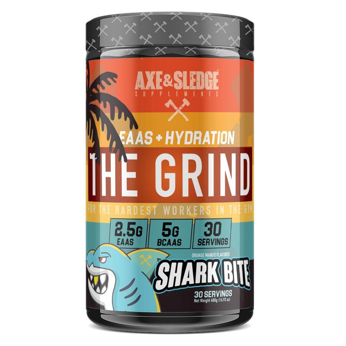 Axe & Sledge Grind 30 Servings Shark Bite (3828781613100)