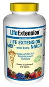 Life Extension Vitamins, Minerals, Herbs & More Life Extension Mix with Extra Niacin without Copper 315 Tabs
