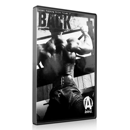 Universal Sports Nutrition & More Universal Animal Back Training DVD (580891934764)