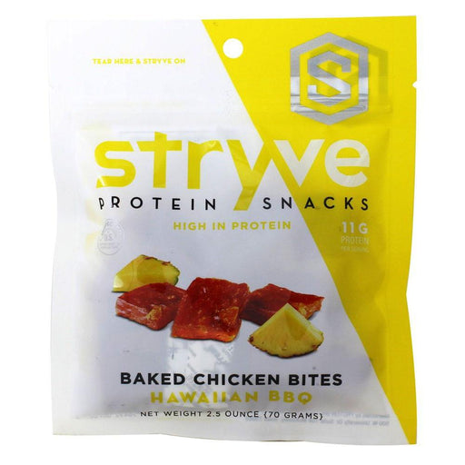 Stryve Foods Foods & - Juices Hawaiian BBQ Baked Chicken Bites 2.5 Oz (1390007648300)