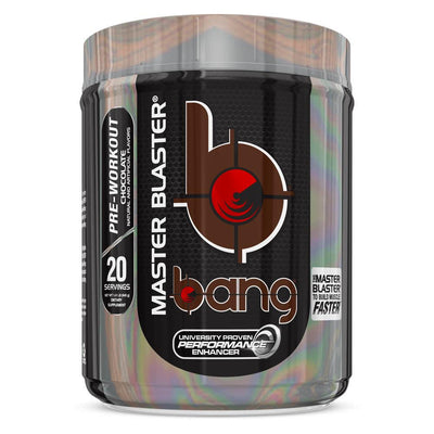 VPX Sports Nutrition & More Chocolate VPX Bang Master Blaster 20 Serving (1390346764332)
