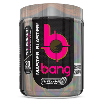 VPX Sports Nutrition & More Power Punch VPX Bang Master Blaster 20 Serving (1390346764332)