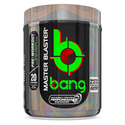 VPX Sports Nutrition & More Sour Heads VPX Bang Master Blaster 20 Serving (1390346764332)