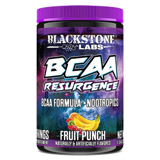 Blackstone Labs Sports Nutrition & More Fruit Punch Blackstone Labs Resurgence + Nootropics 30 Servings (582116835372)