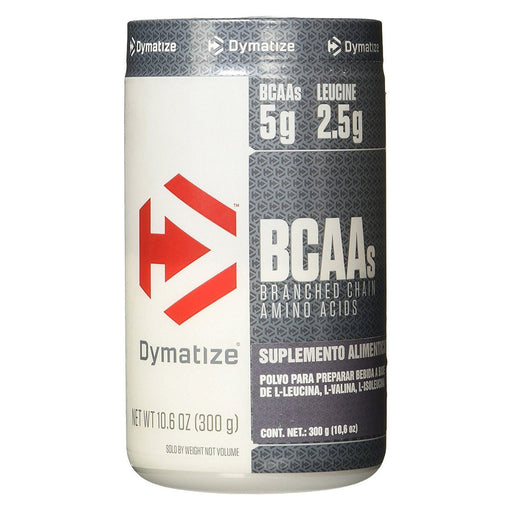 Dymatize Sports Nutrition & More Dymatize BCAA Complex 5050 300 Grams Unflavored (581497225260)