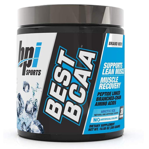 Bpi Amino Acids BPI Sports Best BCAA 30 Servings (4285080010796)