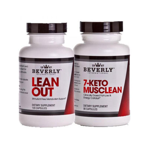 Beverly International Sports Nutrition & More Beverly International Lean Muscle Stack (748131156012)