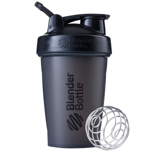 Sundesa Sports Nutrition & More Black Sundesa Blender Bottle 20 Oz (581316182060)
