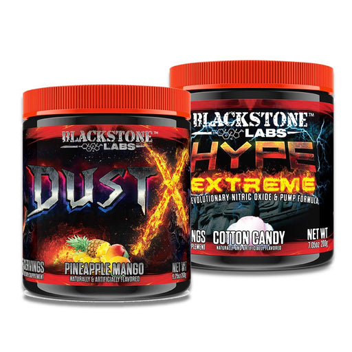 Blackstone Labs Sports Nutrition & More Blackstone Labs Extreme Pre-Workout Stack (767671337004)