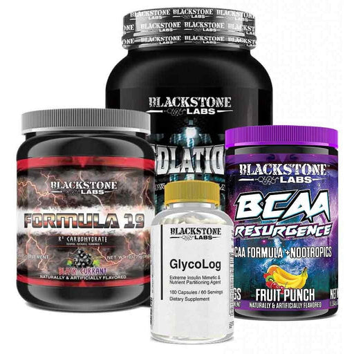 Blackstone Labs Sports Nutrition & More Blackstone Labs Braun Explosion Stack (745011150892)
