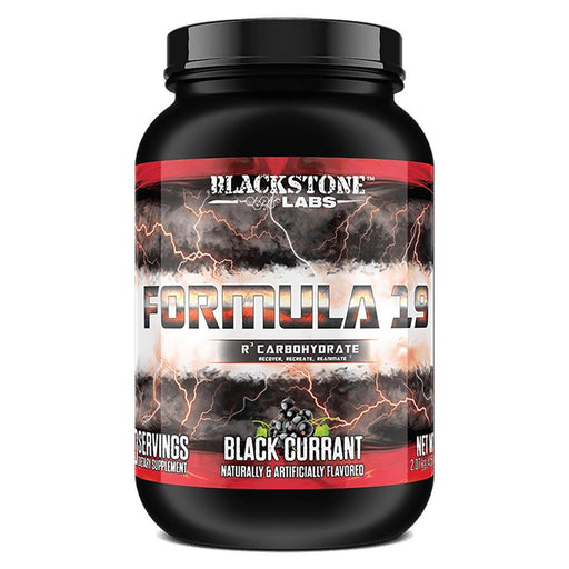 Blackstone Labs Sports Nutrition & More Black Currant Blackstone Labs Formula 19 30 Servings (582553534508)