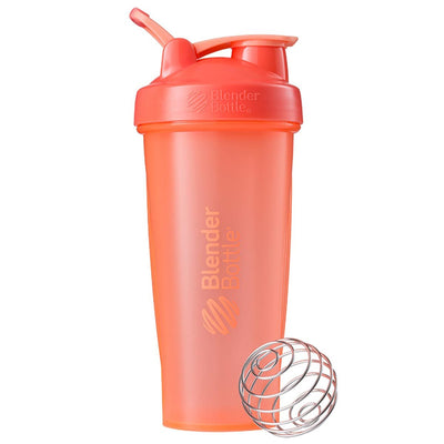 Sundesa Sports Nutrition & More Coral Sundesa Blender Bottle 28 Oz (580965105708)