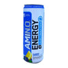 Optimum Nutrition Drinks Blue Lemonade Optimum Nutrition Amino Energy + Electrolytes RTD 12/Case (1778522521644)