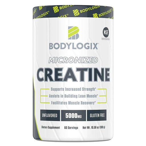 Bodylogix Creatine Default Bodylogix Micronized Creatine 60 Servings (1741055590444)