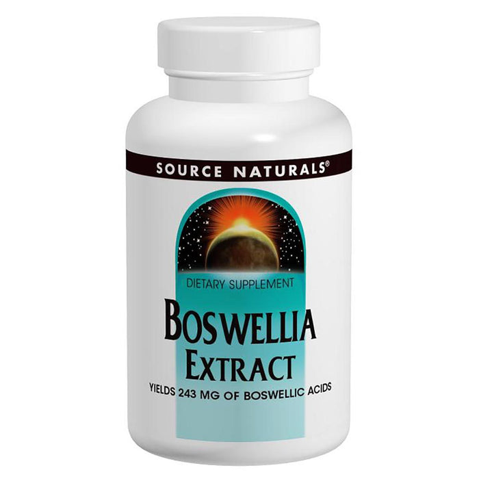 Source Naturals Vitamins, Minerals, Herbs & More Source Naturals Boswellia Extract (580852351020)