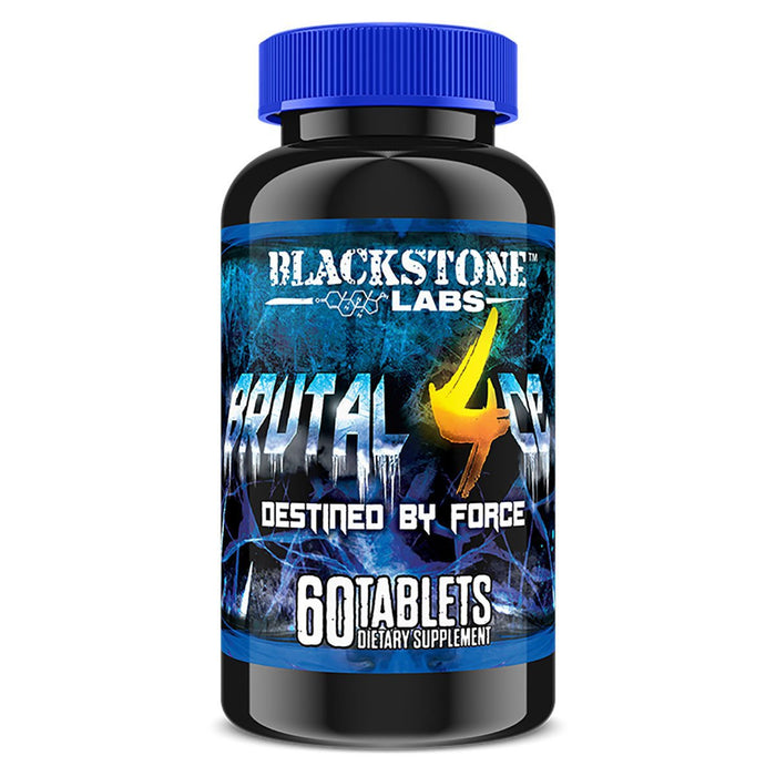 Blackstone Labs Sports Nutrition & More Blackstone Labs Brutal 4ce 60 Tablets (582403096620)