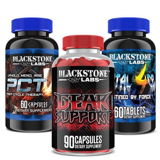 Blackstone Labs Sports Nutrition & More BLACKSTONE LABS BRUTAL 4CE STACK (745003319340)