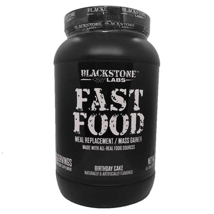 Blackstone Labs Meal Replacement Powders Birthday Cake Blackstone Labs Fast Food 56 Servings (3966836768812)