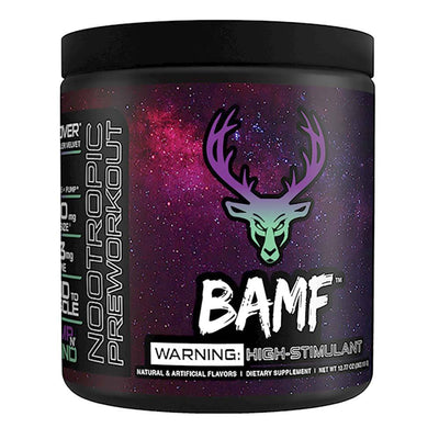 Bucked Up Sports Performance Recovery Bucked Up BAMF Pump N Grind 30 Servings (3897413173292)