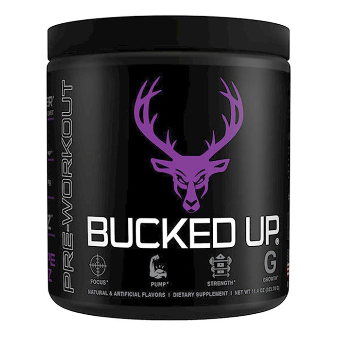 Bucked Up Sports Performance Recovery Grape Bucked Up Bucked Up 30 Servings (3897243435052)