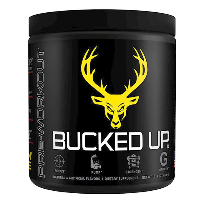 Bucked Up Bucked Up 30 Servings Gym N Juice (3897243435052)