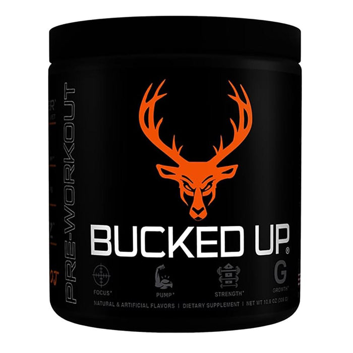 Bucked Up Bucked Up 30 Servings Killa OJ (3897243435052)