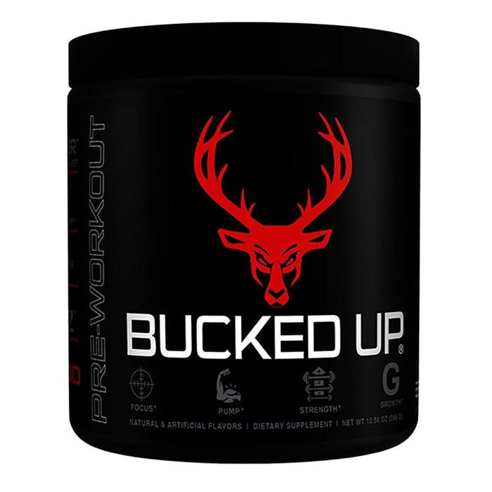 Bucked Up Bucked Up 30 Servings Red Raz (3897243435052)