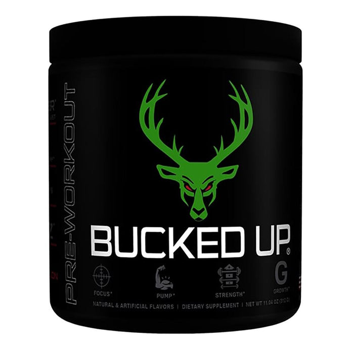 Bucked Up Bucked Up 30 Servings Watermelon (3897243435052)