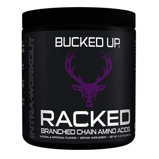 Bucked Up Sports Performance Recovery Grape Bucked Up Racked 30 Servings (3897412812844)