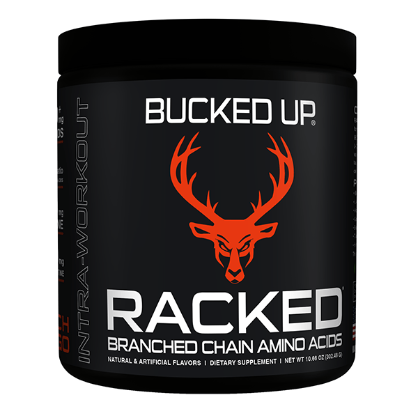 Bucked Up Sports Performance Recovery Peach Mango Bucked Up Racked 30 Servings (3897412812844)