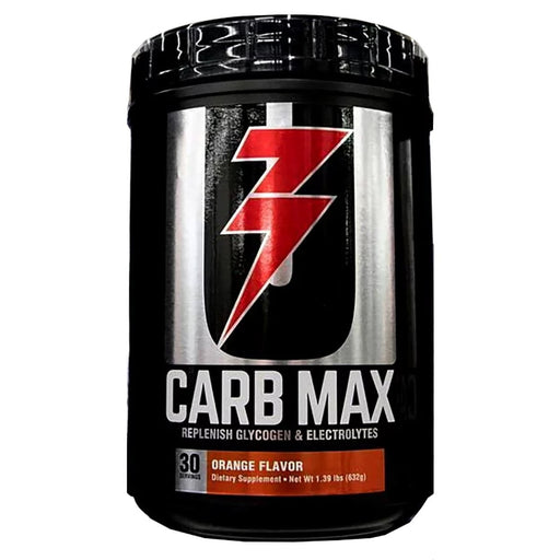 Universal Sports Performance & - Recovery Orange Universal Carb Max 30 Servings (1169790697516)